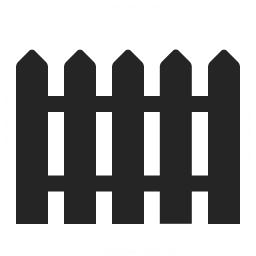 Fence Icon 256x256