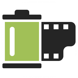 Film Cartridge Icon 256x256