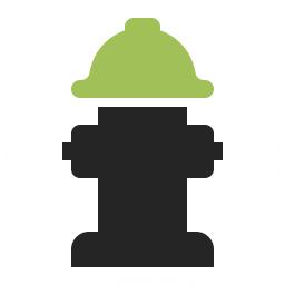 Fire Hydrant Icon 256x256