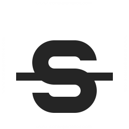 Font Style Strikethrough Icon 256x256