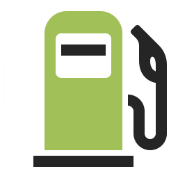 Fuel Dispenser Icon 256x256