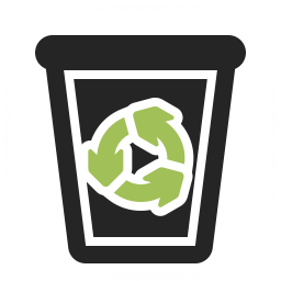 Garbage Full Icon 256x256