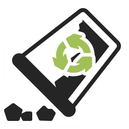 Garbage Make Empty Icon 256x256