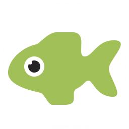 Goldfish Icon 256x256