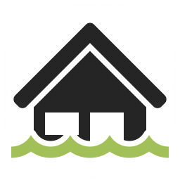 Home Water Icon 256x256