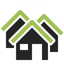 Houses Icon Iconexperience Professional Icons O Collection