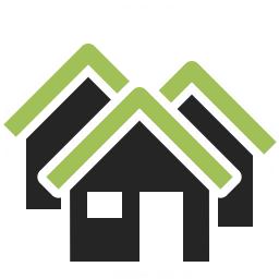 Houses Icon 256x256