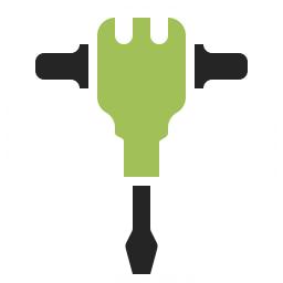 Jackhammer Icon 256x256