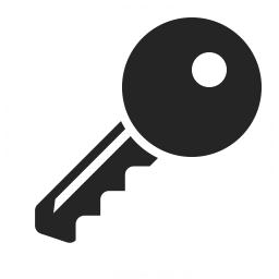 Key 3 Icon 256x256