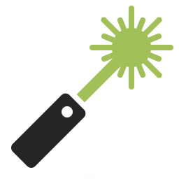Laser Pointer Icon 256x256
