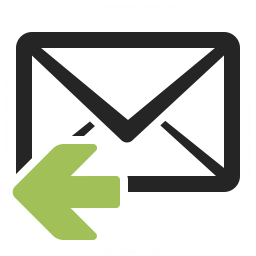 Mail Reply Icon 256x256