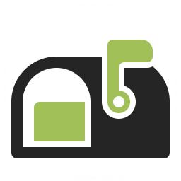 Mailbox Full Icon 256x256