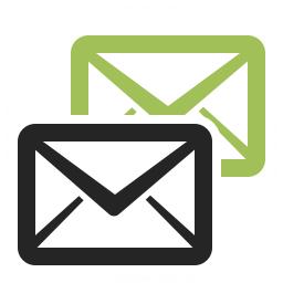 Mails Icon 256x256