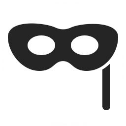 Mask Icon 256x256