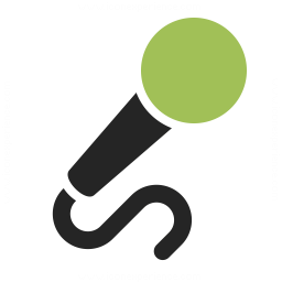 Microphone Icon 256x256