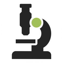 Microscope Icon 256x256