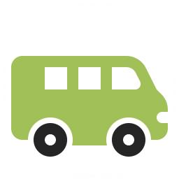 Minibus Icon 256x256