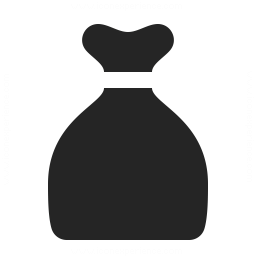 Moneybag Icon 256x256