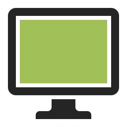 Monitor Icon 256x256