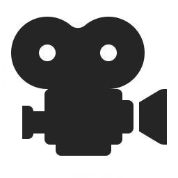 Movie Camera Icon 256x256