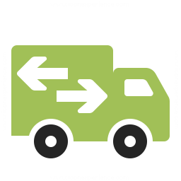 Moving Truck Icon 256x256