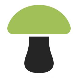 Mushroom Icon 256x256