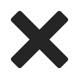 Navigate Cross Icon 256x256