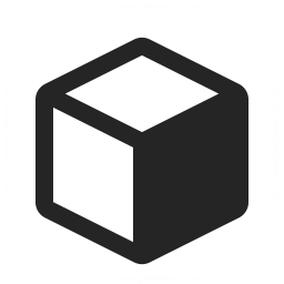 Object Cube Icon 256x256