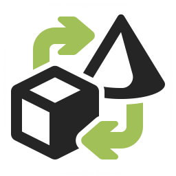 Objects Exchange Icon 256x256