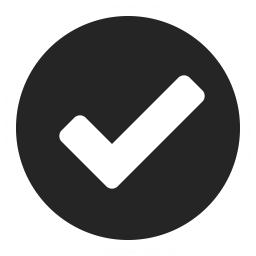 Ok Icon Iconexperience Professional Icons O Collection