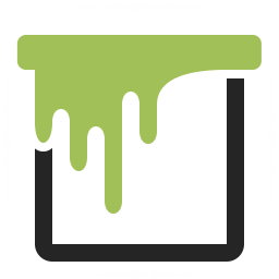 Paint Bucket Icon 256x256