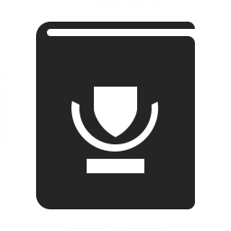 Passport Icon 256x256