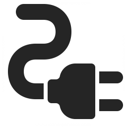 Plug 2 Icon Amp Iconexperience Professional Icons 187 O