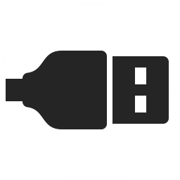 Plug Usb Icon Iconexperience Professional Icons O Collection
