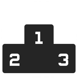 Podium Icon 256x256