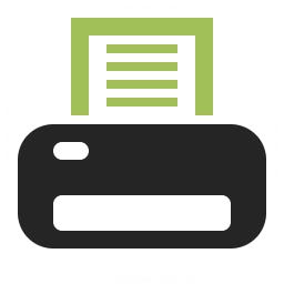 Printer Icon 256x256