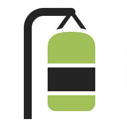 Punching Bag Icon 256x256