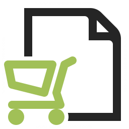 Purchase Order Icon 256x256
