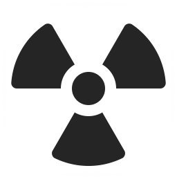 Radiation Icon 256x256
