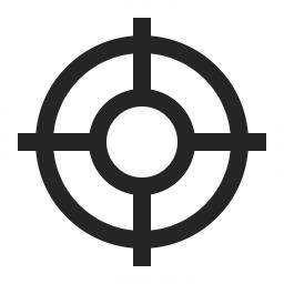 Reticle Icon 256x256