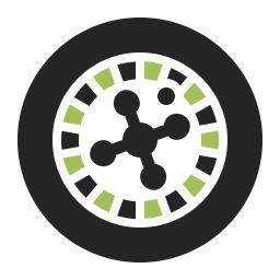 Roulette Wheel Icon 256x256