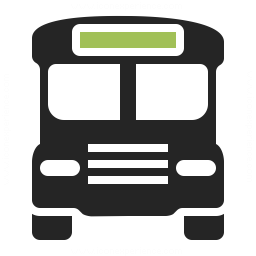 Schoolbus Icon 256x256