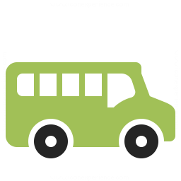 Schoolbus 2 Icon 256x256