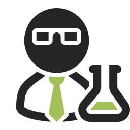 Scientist Icon 256x256