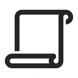Scroll Icon 256x256