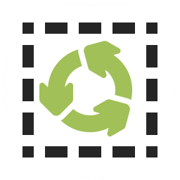 Selection Recycle Icon 256x256