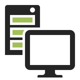 Server Client Icon 256x256