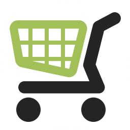 Shopping Cart 2 Icon 256x256