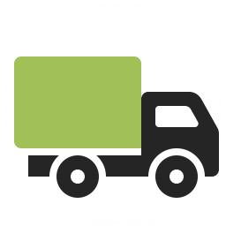Small Truck Icon 256x256