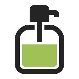 Soap Dispenser Icon 256x256